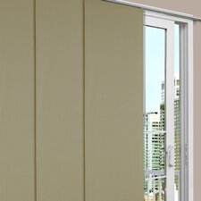 <strong>Thermalogic</strong> Prelude Aluminum Insulated Stacking Panel Curtain Track