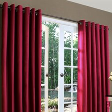 Weathermate Solid Cotton Window Treatment Collection