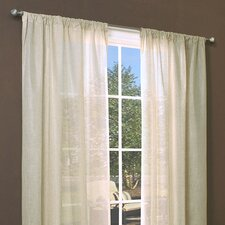 Insulated Rod Pocket Curtain Panel