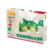Animal World 175 Piece Chameleon Puzzle