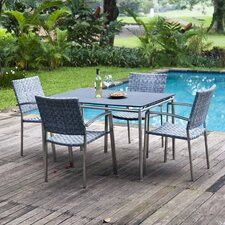 Avant Classic 5 Piece Rectangular Dining Set