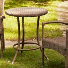 Monte Carlo Round Rattan Dining Table