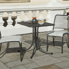 Portofino Square Steel Dining Table