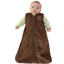 SleepSack Wearable Blanket, Velboa Plush Dots