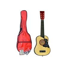 Kids' Toy Acoustic Guitar Kit in Natural