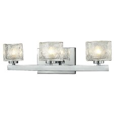 Rai 3 Light Vanity Light