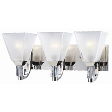 Luxe 3 Light Vanity Light