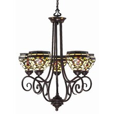 Templeton 5 Light Chandelier