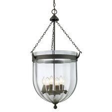 Warwick 6 Light Foyer Pendant