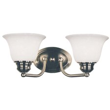 Huntingdale 2 Light Vanity Light