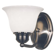 Huntingdale 1 Light Vanity Light