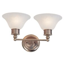<strong>Z-Lite</strong> Dynasty 2 Light Vanity Light
