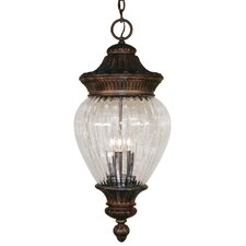 Devonshire 3 Light Outdoor Chain Light