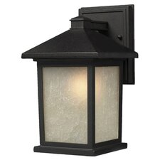 Holbrook 1 Light Outdoor Wall Lantern