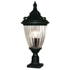 Waterloo Aluminum Outdoor Post Lantern