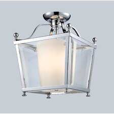Ashbury 3 Light Foyer Pendant