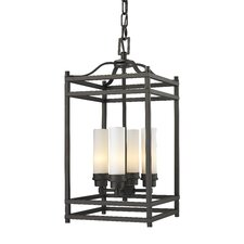 Altadore 4 Light Metal Foyer Pendant