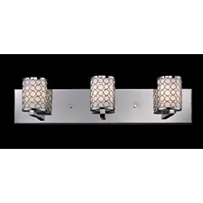 <strong>Z-Lite</strong> Synergy 3 Light Bathroom Vanity Light