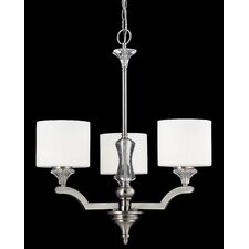 <strong>Z-Lite</strong> Avignon 3 Light Chandelier