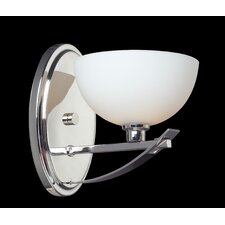 <strong>Z-Lite</strong> Ellipse 1 Light Wall Sconce