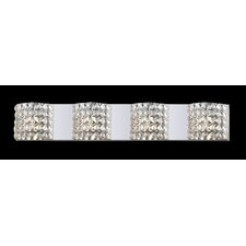 <strong>Z-Lite</strong> Panache 4 Light Bath Vanity Light