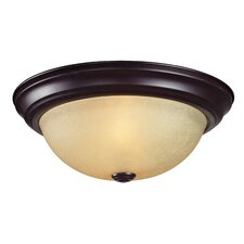 Athena 2 Light Flush Mount