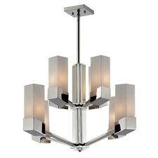 <strong>Z-Lite</strong> Zen 8 Light Chandelier