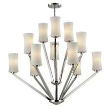 Elite 12 Light Chandelier