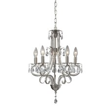 Pearl 5 Light Chandelier
