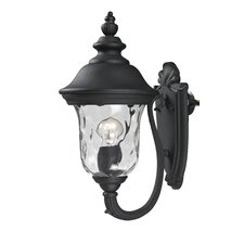 <strong>Z-Lite</strong> Armstrong 2 Light Outdoor Wall Lantern