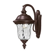 <strong>Z-Lite</strong> Armstrong 1 Light Outdoor Wall Lantern