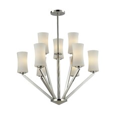 <strong>Z-Lite</strong> Elite 9 Light Chandelier