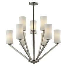 Elite 9 Light Chandelier