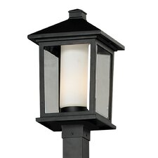 Mesa 1 Light Outdoor Post Lantern Set