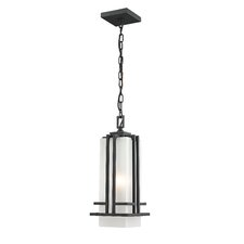Abbey 1 Light Outdoor Chain Light