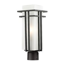 Abbey 1 Light Outdoor Post Lantern