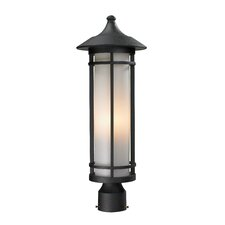 Woodland 1 Light Outdoor Post Lantern
