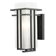 Abbey 1 Light Outdoor Wall Light