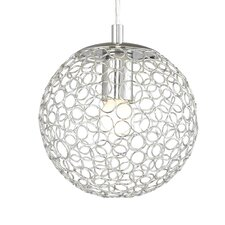Saatchi 1 Light Globe Pendant