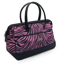 Wild Zebra Wire Tote Bag
