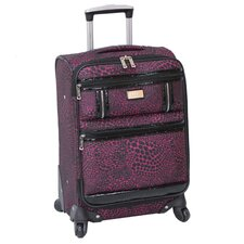 "Animal Instinct 20"" Spinner Suitcase"