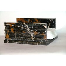 <strong>Nature Home Decor</strong> Towel Holder in Michelangelo Marble