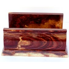 <strong>Nature Home Decor</strong> Onyx Towel Holder