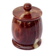 Onyx Decorative Canister