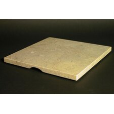 Sahara Beige Marble Cheese Board