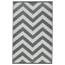 World Laguna Paloma/White Indoor/Outdoor Rug