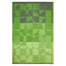 World Tahiti Green Rug