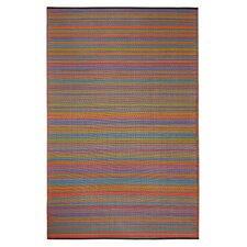 <strong>Fab Rugs</strong> World Cancun Multicolor Rug