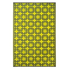 Rheinsberg Sunny Lime World Indoor/Outdoor Rug