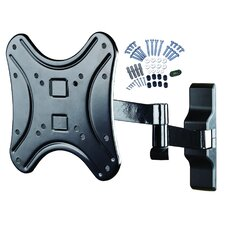 "Articulating Arm/Tilt/Swivel Corner Mount for 13"" - 37"" LED/LCD"